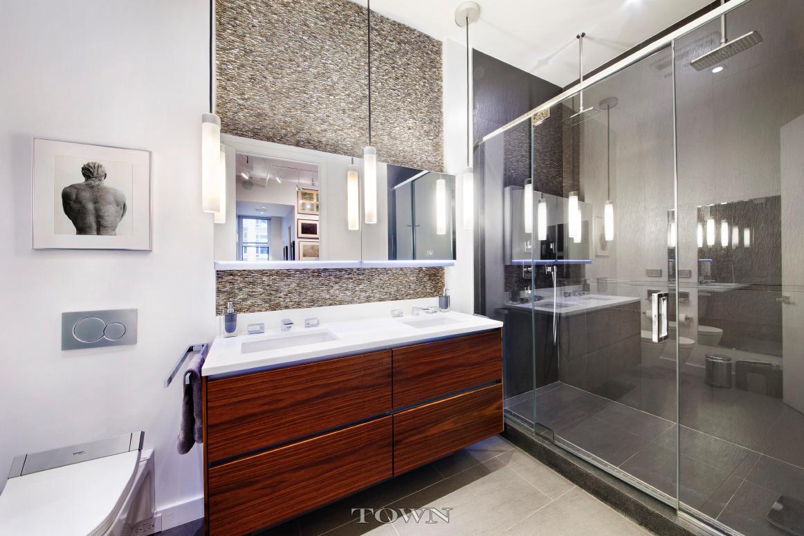 143 west 20th street, chelsea, bathroom