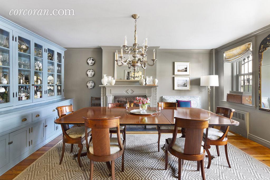 357 Hoyt Street Dining Room