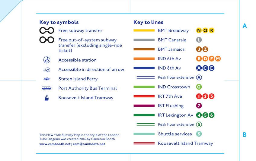 New York Subway Map G Line.Nyc Subway 6sqft