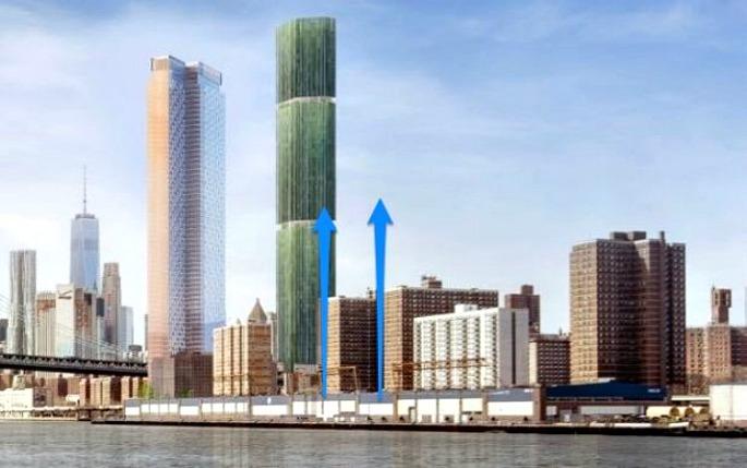 LES waterfront development
