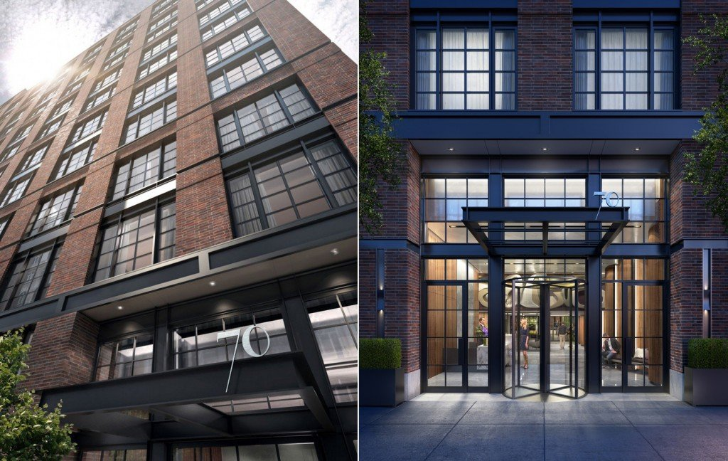 Lottery Launches For 29 Affordable Units At Extell 39 S 70 Charlton In West