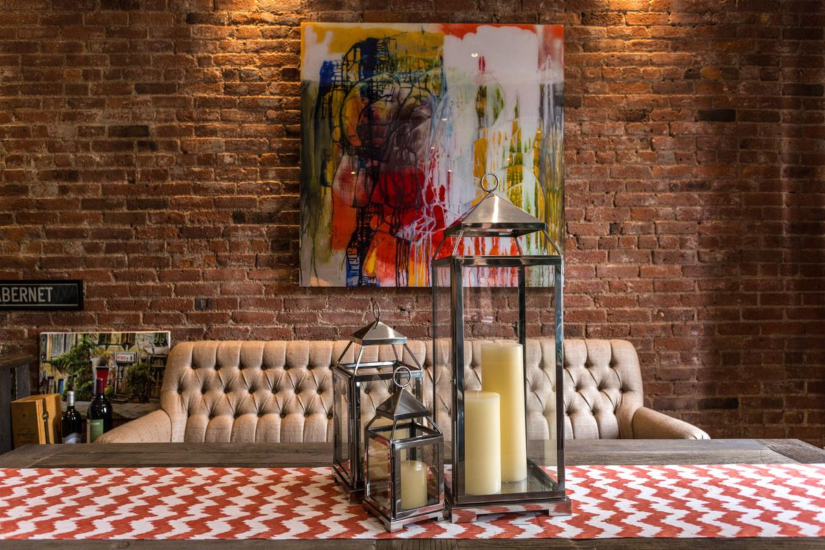 272 water street, south street seaport, condo, loft, dining table