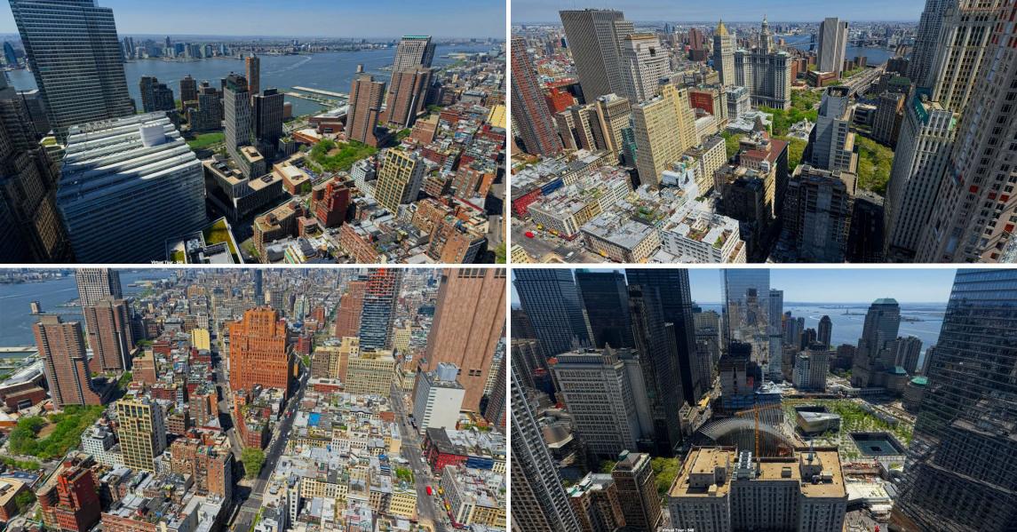 45 Park Place Views