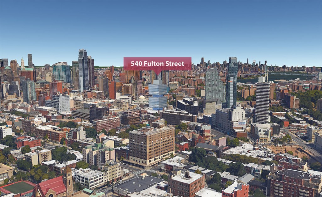Marvel Architects, 540 Fulton Street