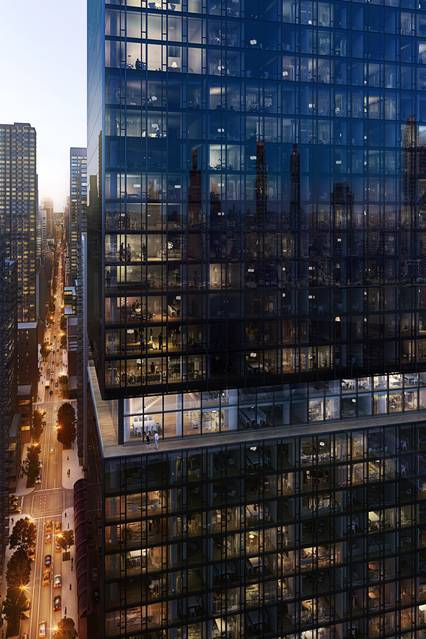 685 First Avenue Richard Meier