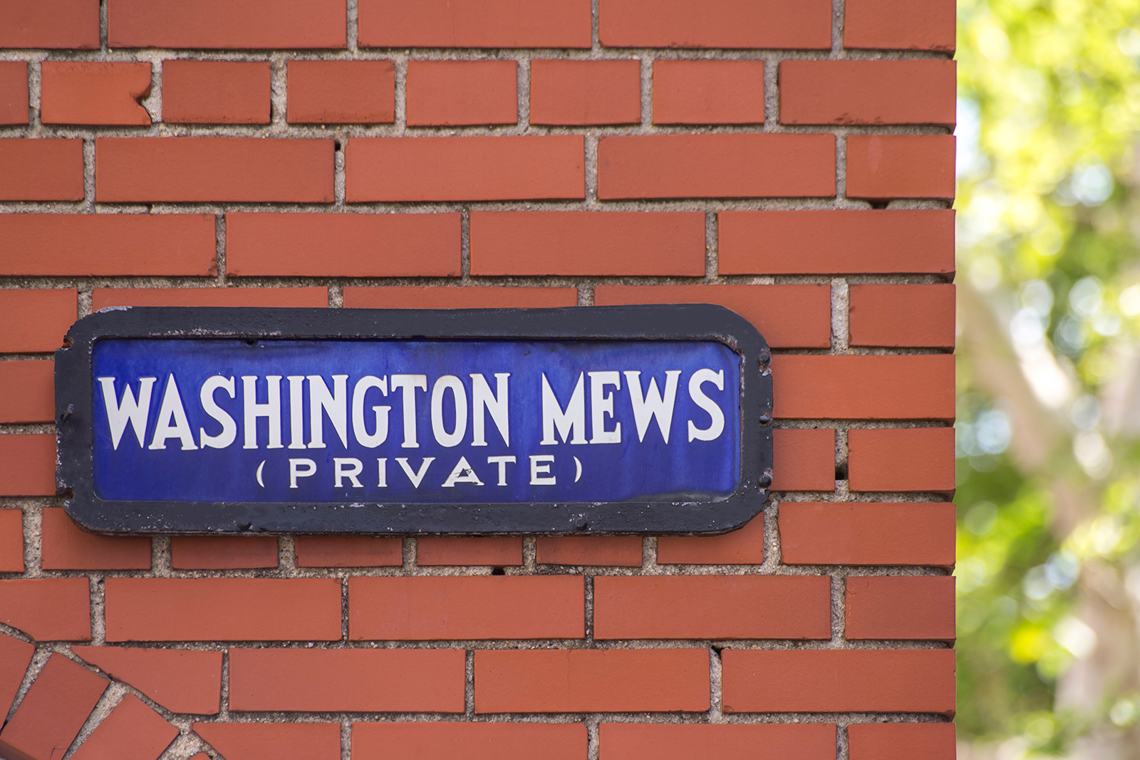 61 washington mews, greenwich village, washington mews