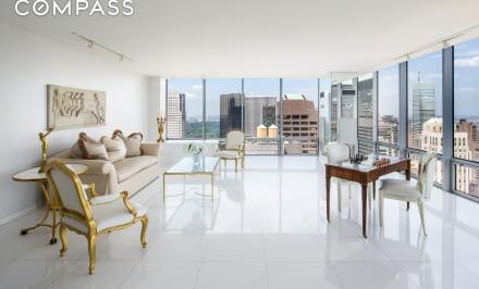 641 Fifth Avenue Living Room
