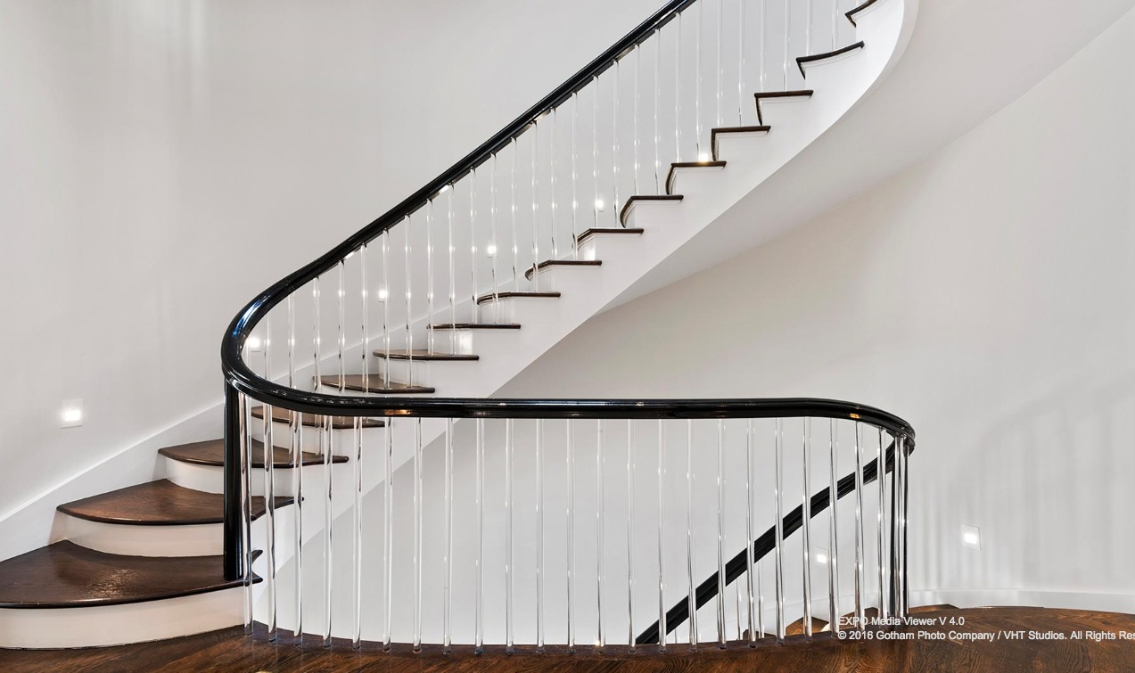 319 east 51st Street, midtown east, staircase, townhouse