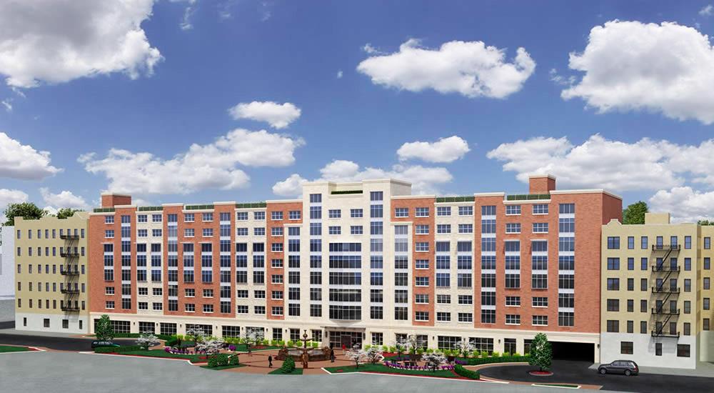 Bronx Park East Apartments