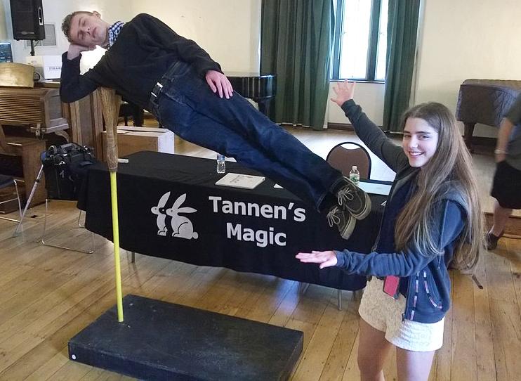Tannen's Magic Camp, Tannen's Magic, Adam Blumenthal, NYC magic stores