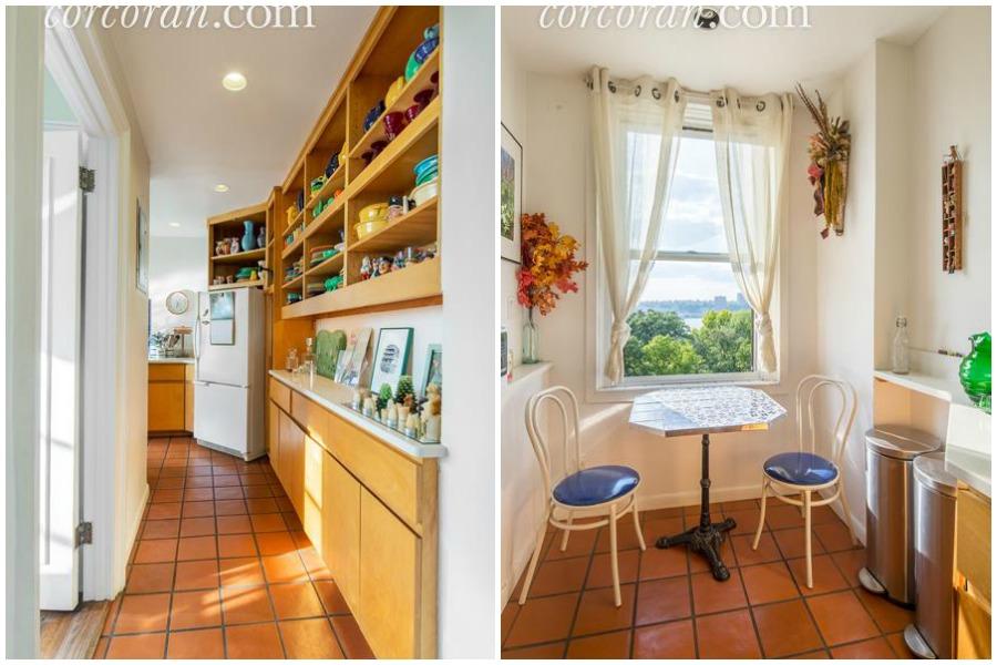 300 Riverside Drive Kitchen