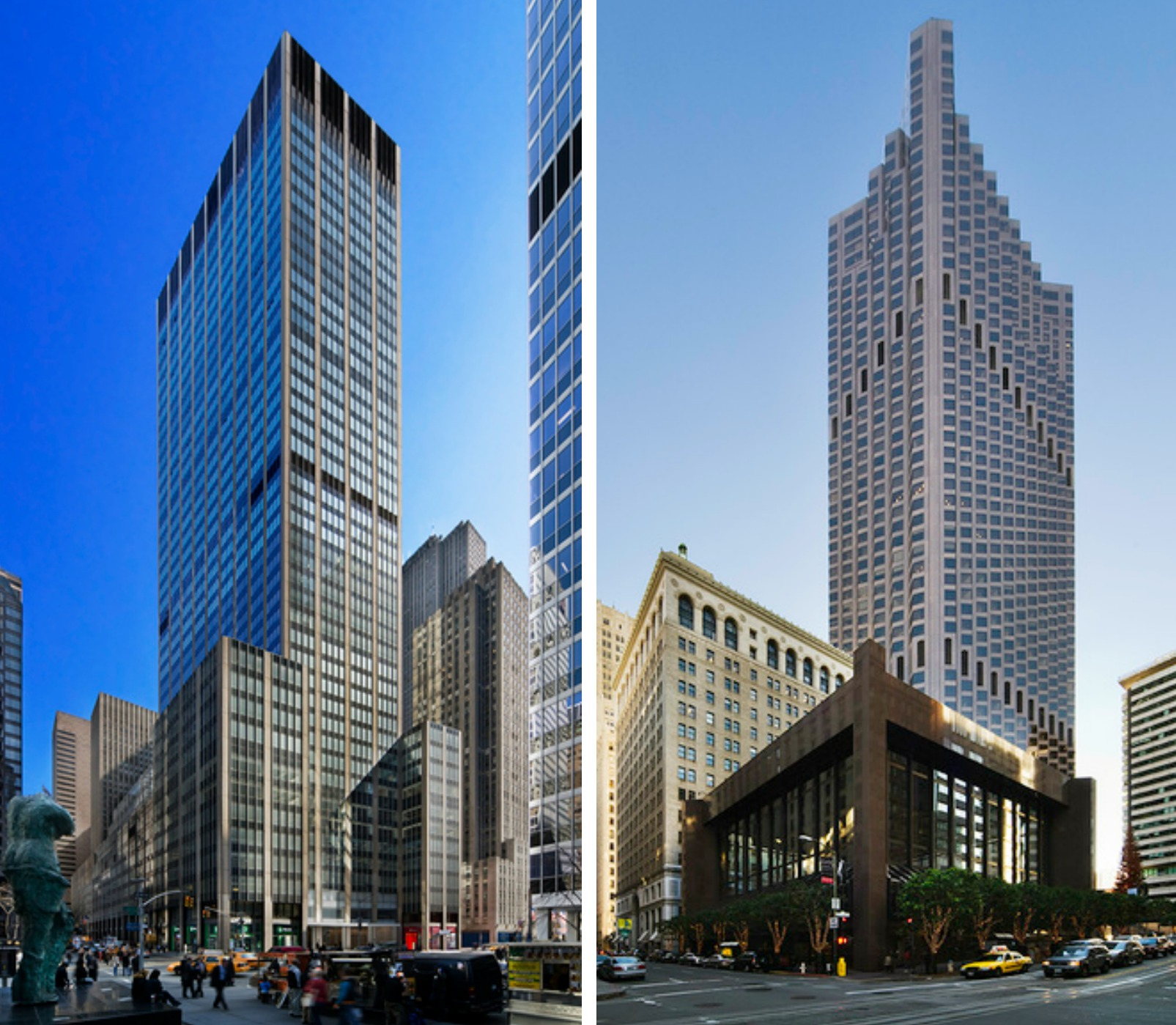 Donald Trump's Stake in Two Major Towers Came From a Lost ...