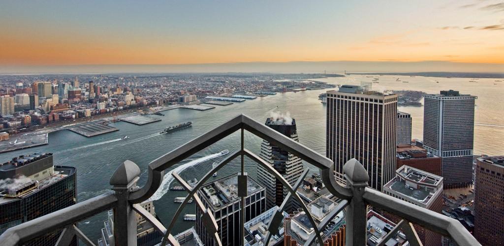Financial District rentals, art deco New York, 70 Pine Street, Rose Associates, AIG Building