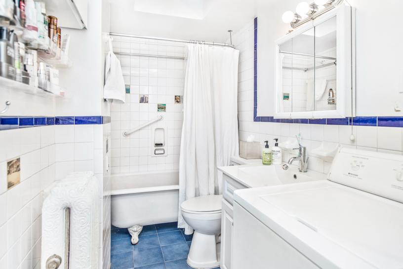 101 west 11th street, greenwich village, rentals, bathroom