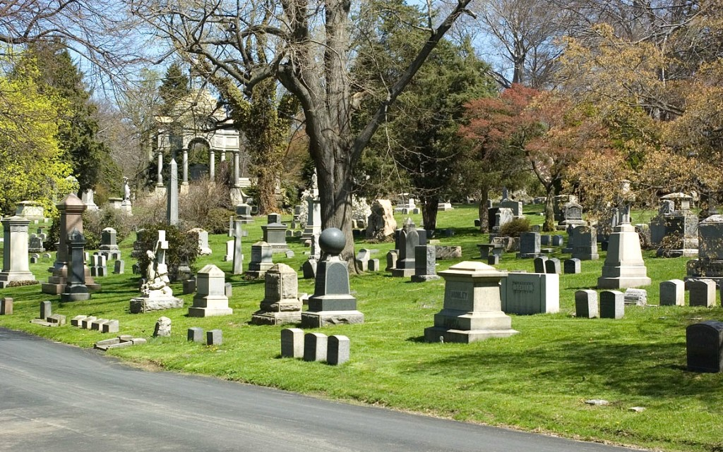 woodlawn cemetery, bronx, NYC cemeteries