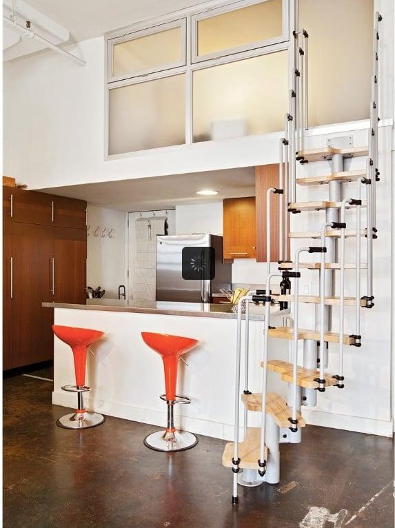 423 Atlantic Avenue, boerum hill, loft, kitchen