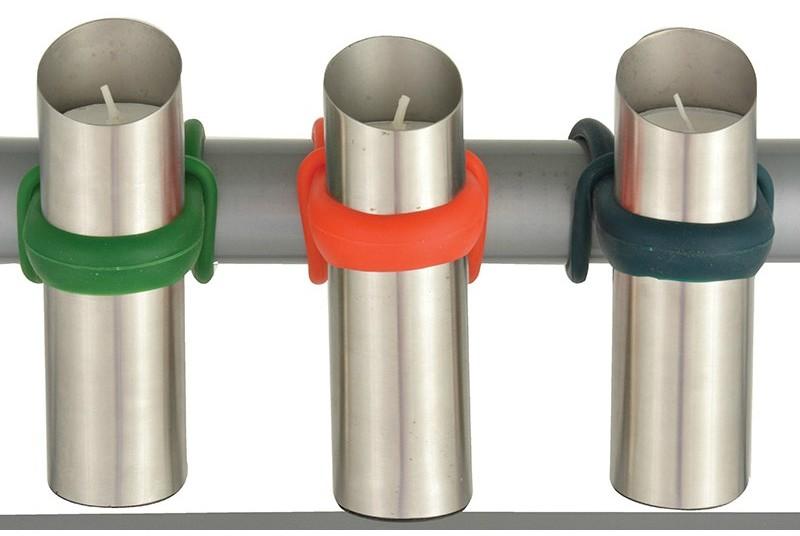 balcony tea light holders, Esschert Design