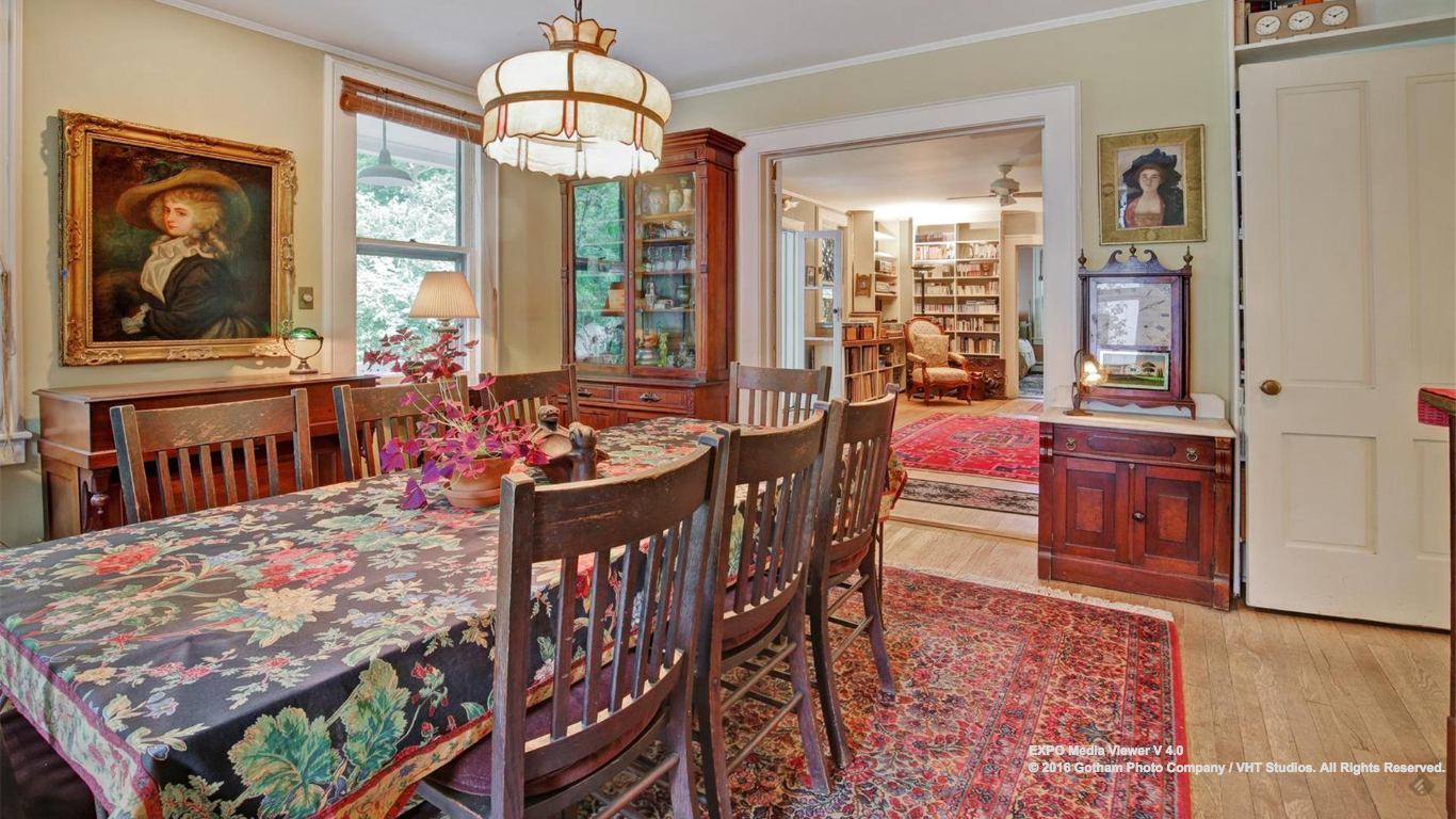 4970 independence avenue, dining room