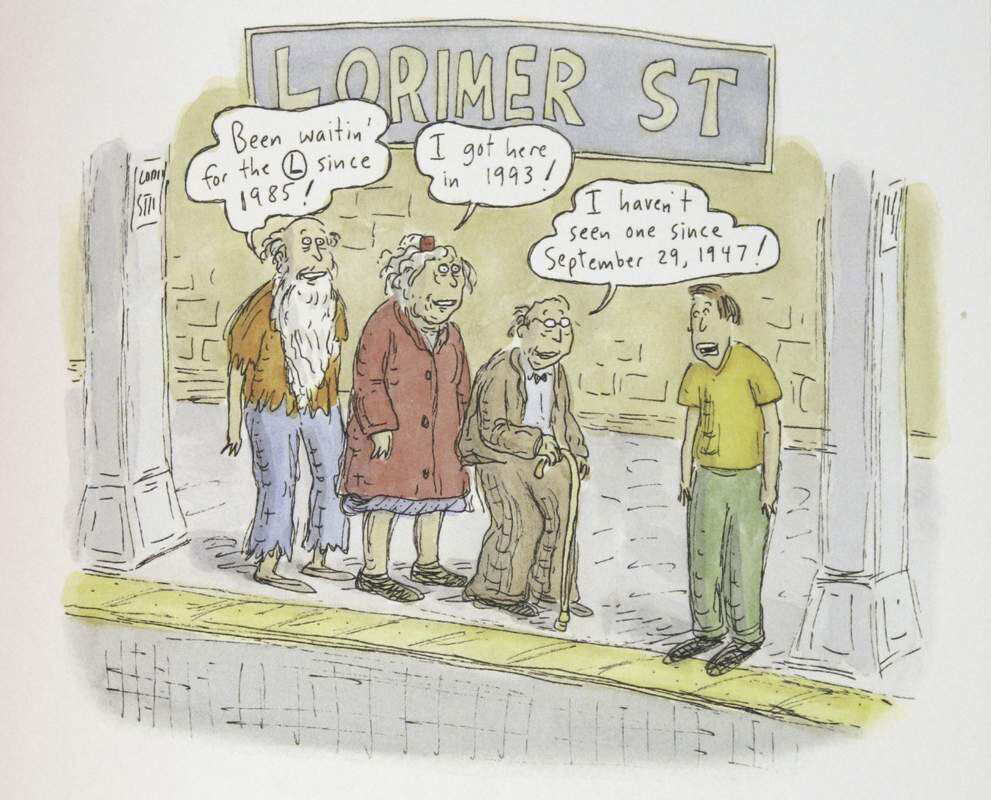 roz-chast-l-train-lorimer-stop-new-yorker-cartoon