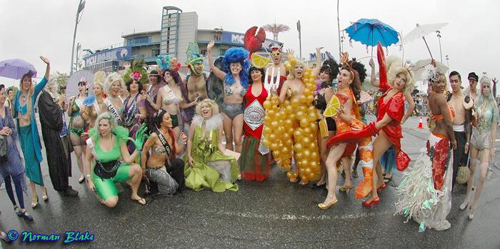 Mermaid-Parade