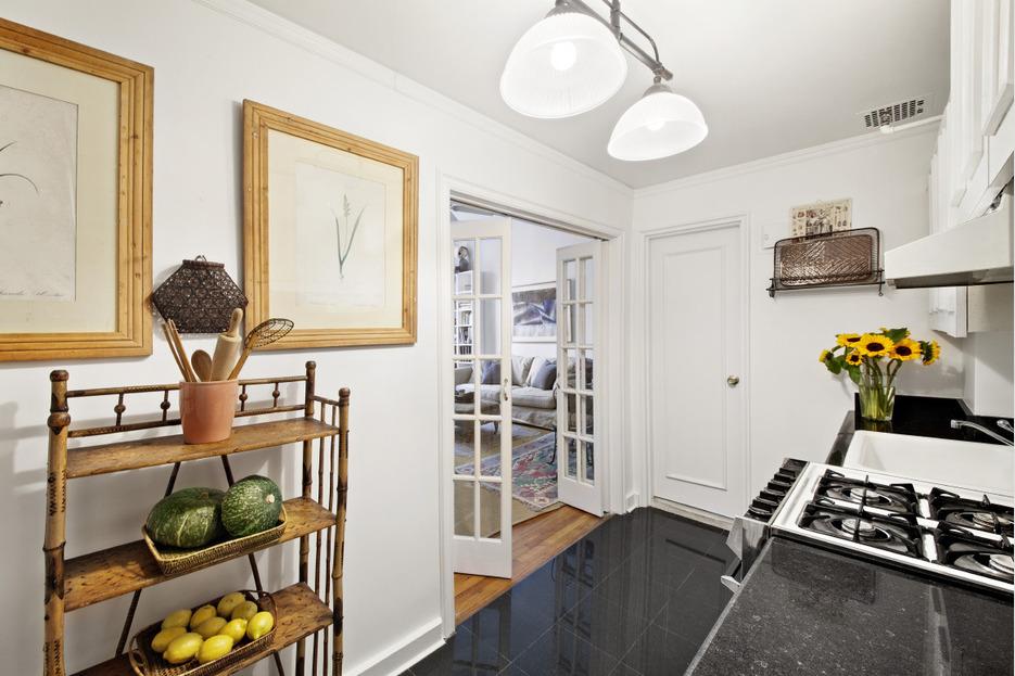 226 West 11th Street, co-op, west village, kitchen