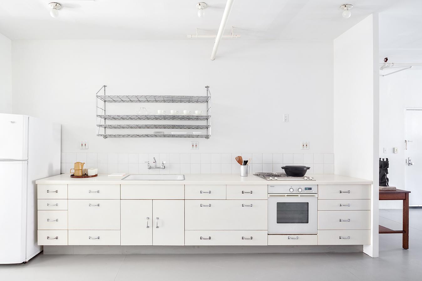 432 East 10th Street, kitchen, co-op