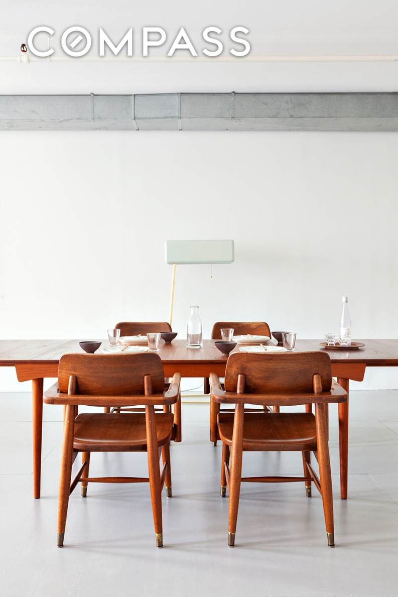 432 East 10th Street, co-op, dining room