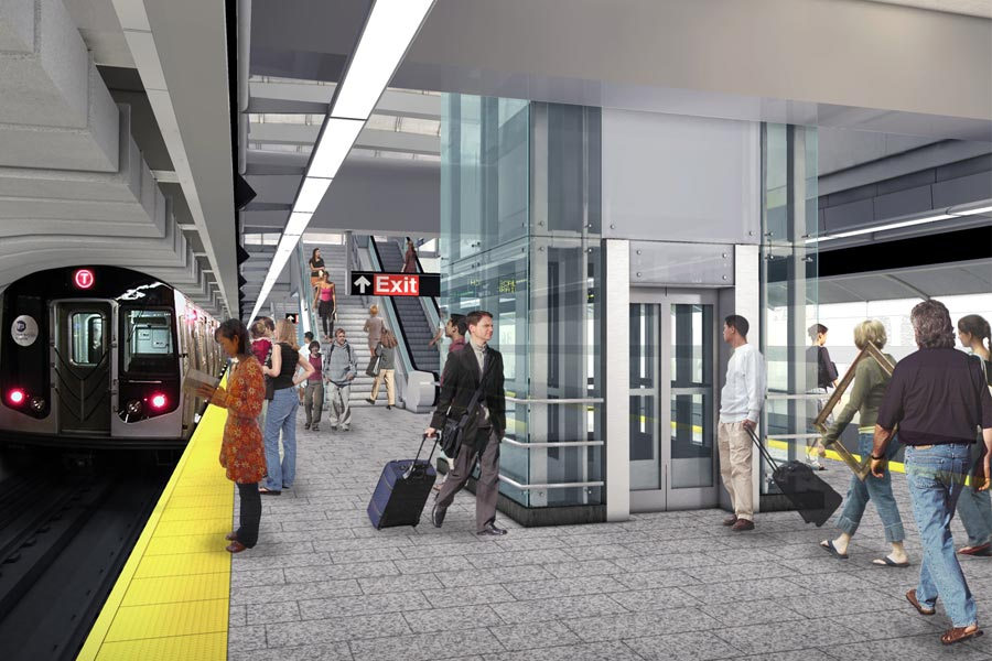 Second Ave Subway Arup 1