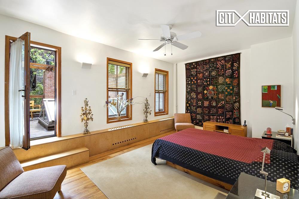 240 West 21st Street Bedroom