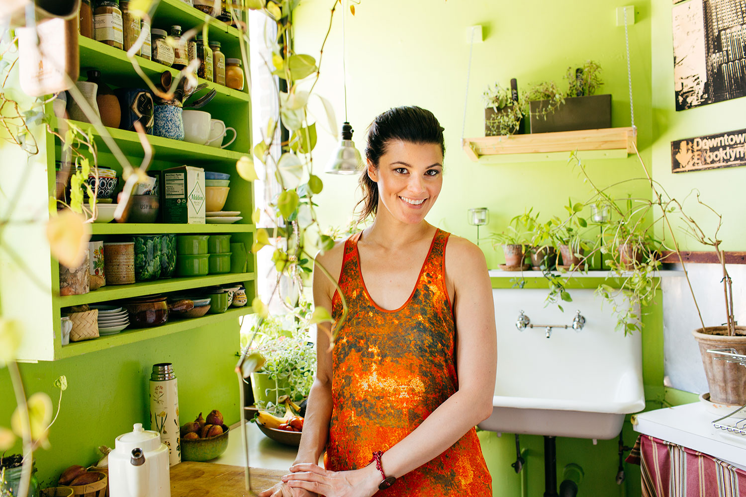 Summer-Rayne-Oakes-Plant-Filled-Apartment-in-Williamsburg-Brooklyn-portrait