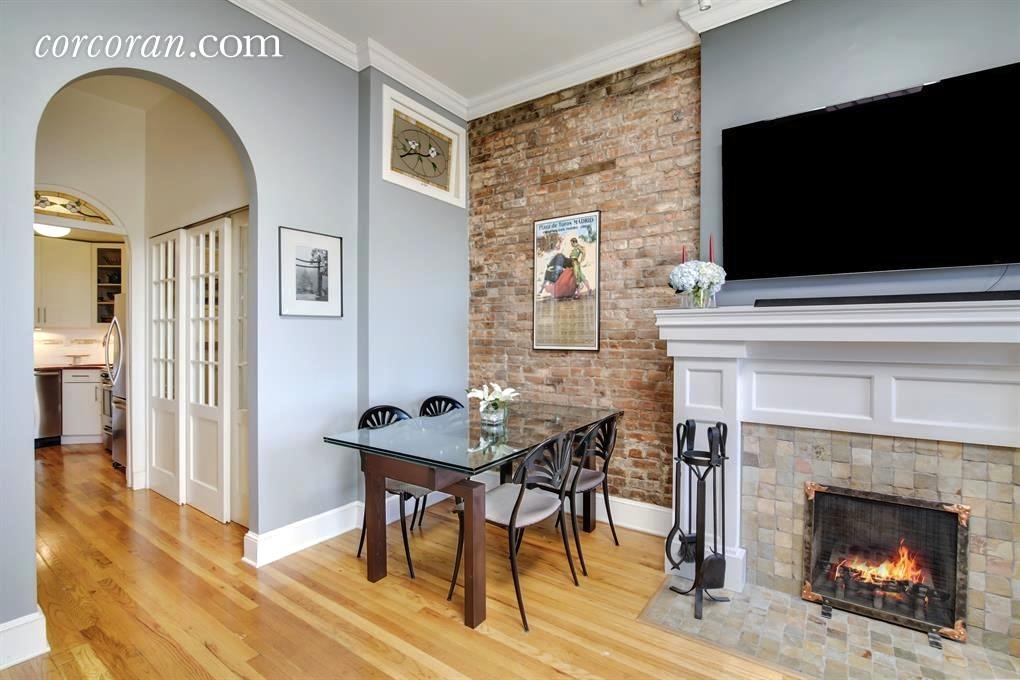 656 carroll street, park slope, co-op, dining room