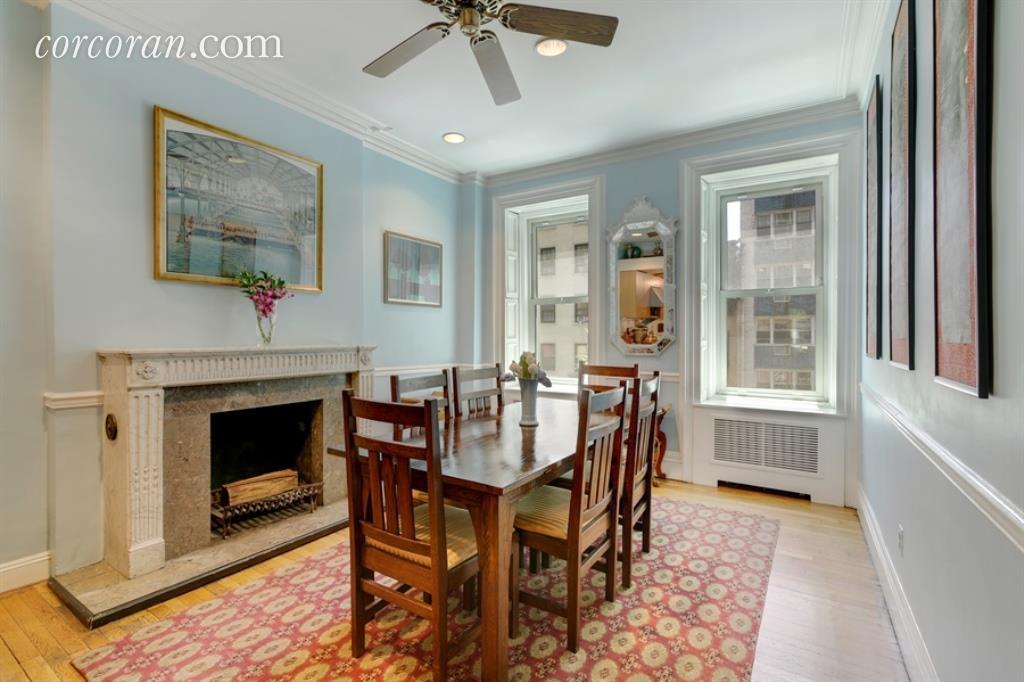 151 East 37th Street Dining Room