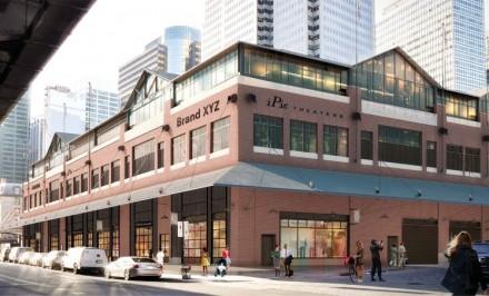South Street Seaport, Fulton Market Building, 11 Fulton Street, SHoP Architects, Howard Hughes Corporation