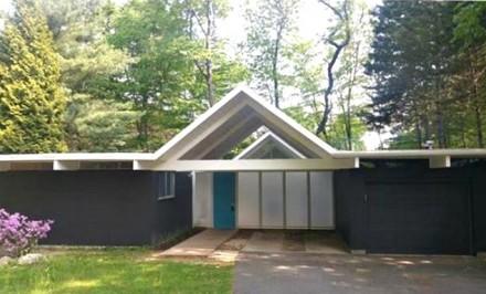 130 Grotke Road, Eichler, Eichler House, Joseph Eichler, Eichler For sale, Jones & Emmons, Rockland County, Chestnut Ridge, Ramapo. Mid Century Modern, Modern Homes, Modernism, Architecture