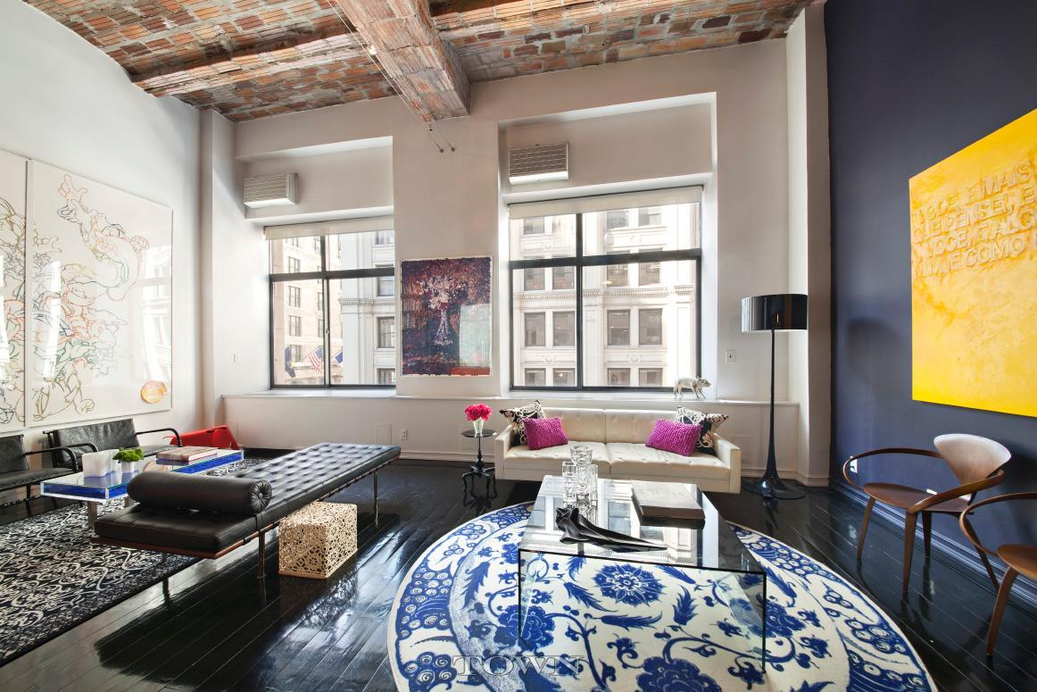 372 5th Avenue, murray hill, co-op, living room