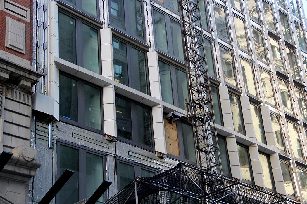 7 West 21st Street, Morris Adjmi, Flatiron rentals, NYC affordable housing