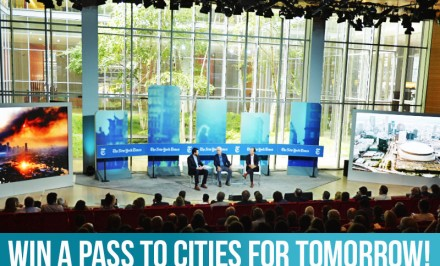 nyt cities for tomorrow 2016