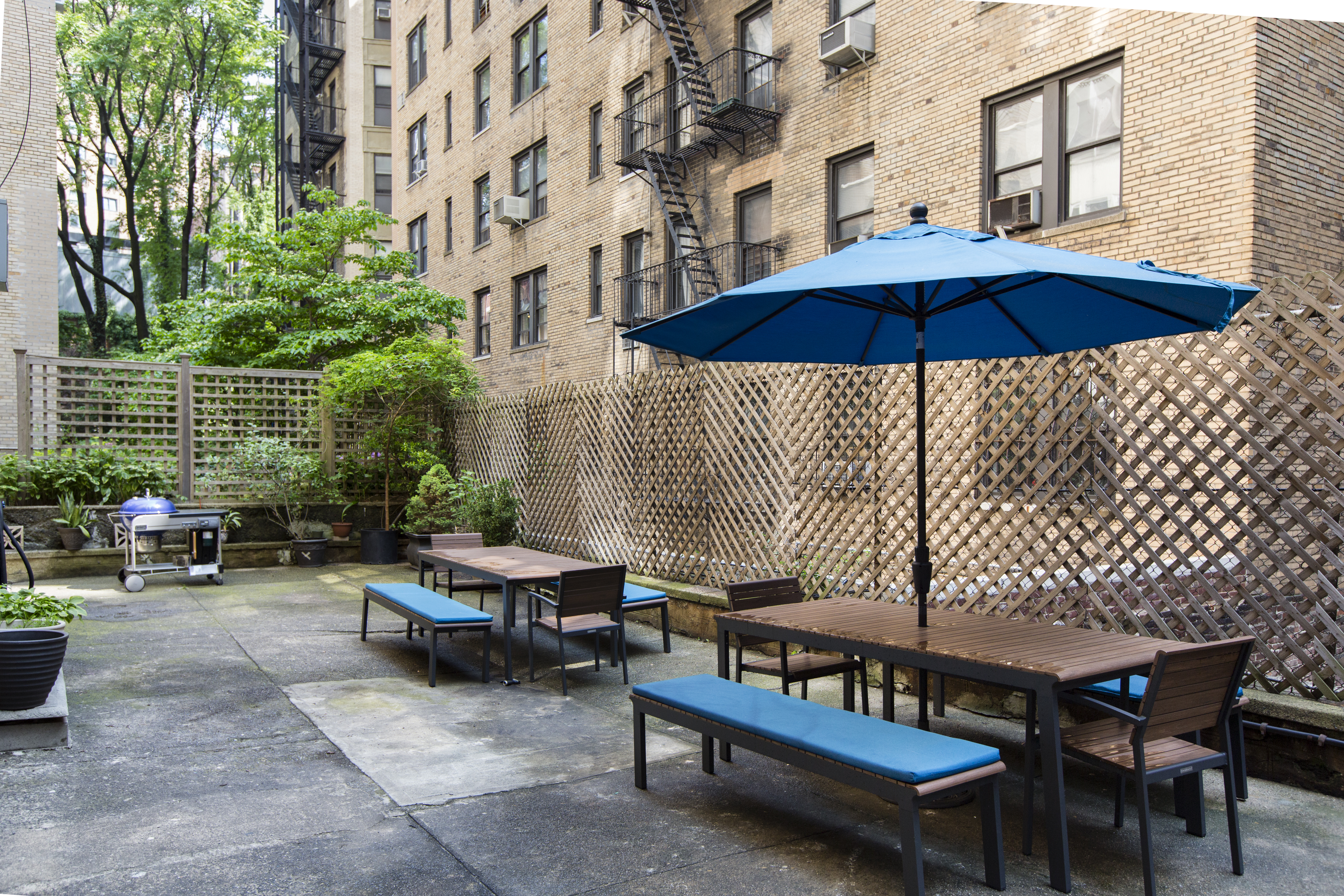 250 West 75th Street, common deck,
