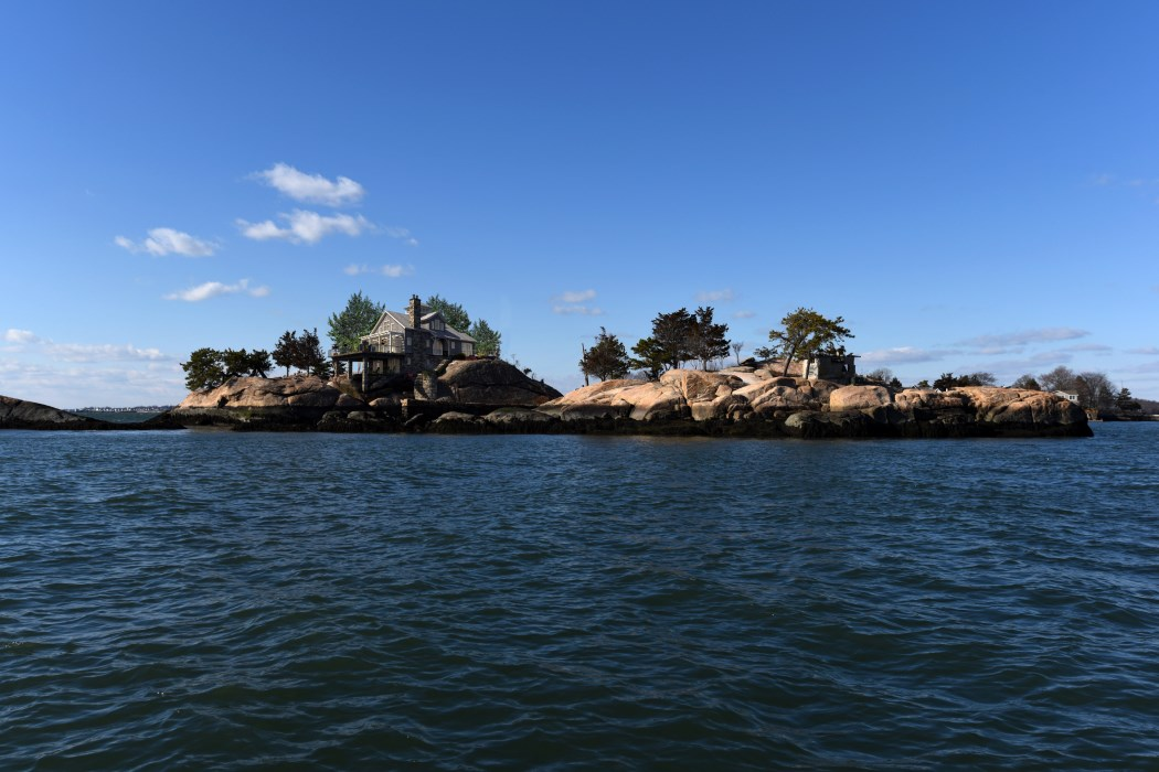 Own a Collection of Eight Private Islands off the Connecticut Coast for $78 Million | 6sqft