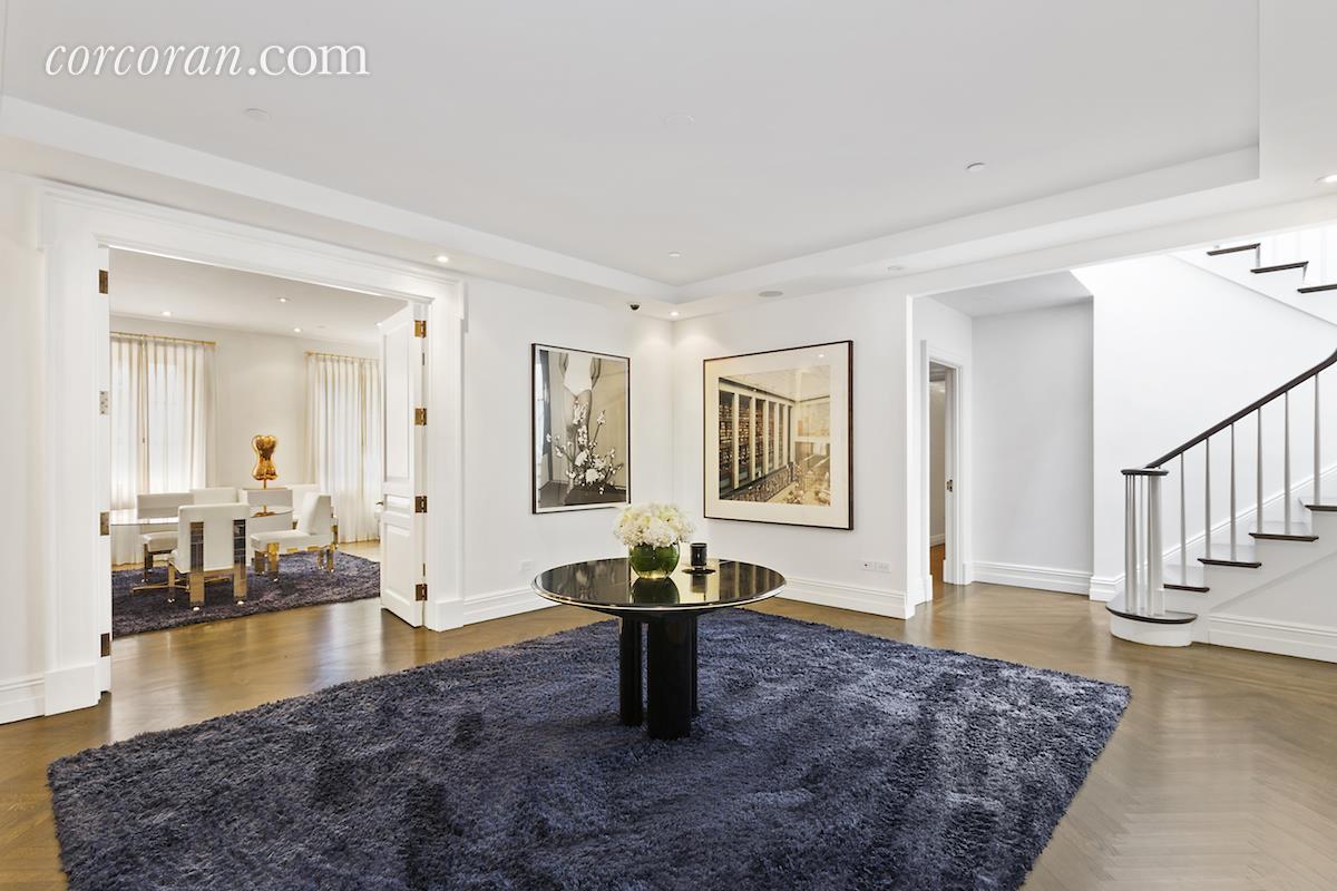 3 East 95th Street, Carhart Mansion, Tamara Mellon, Jimmy Choo
