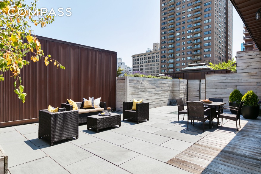 303 Mercer Street Roof Deck