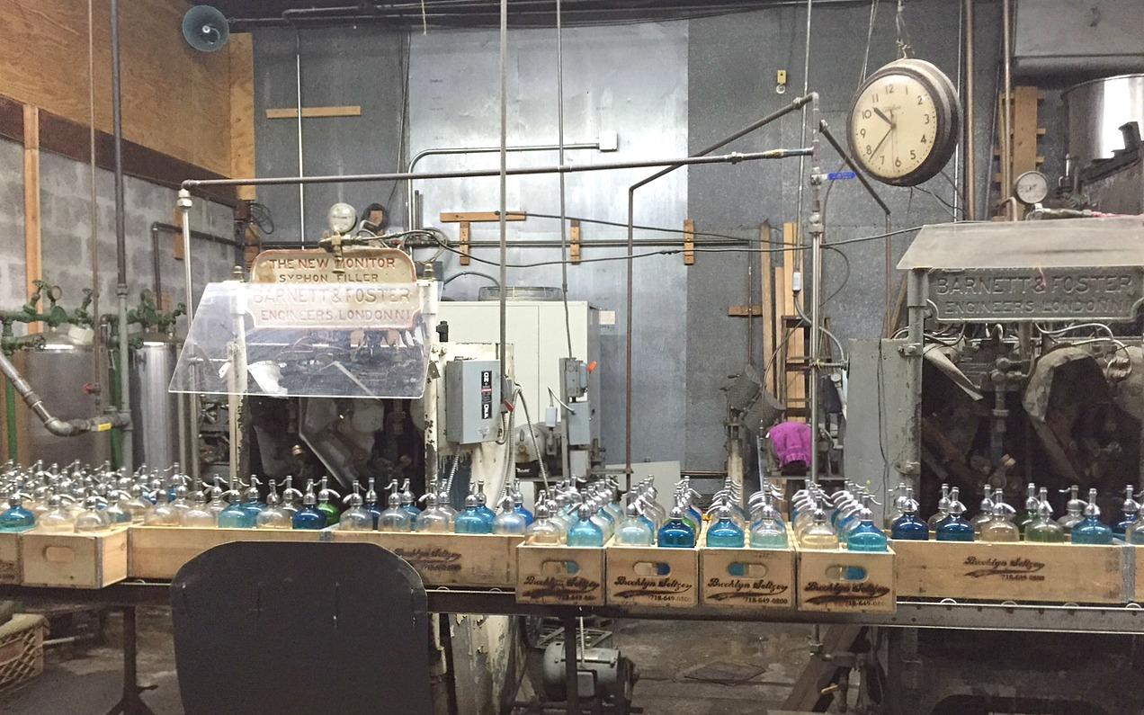 Brooklyn Seltzer Boys-factory