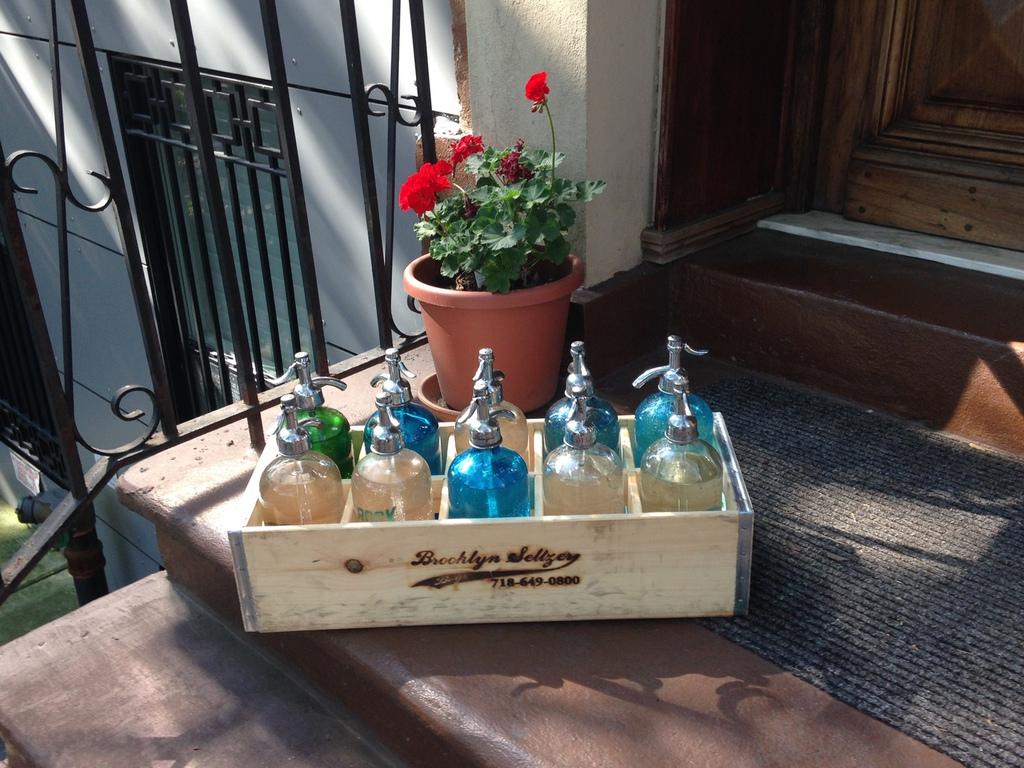 Brooklyn Seltzer Boys-delivery