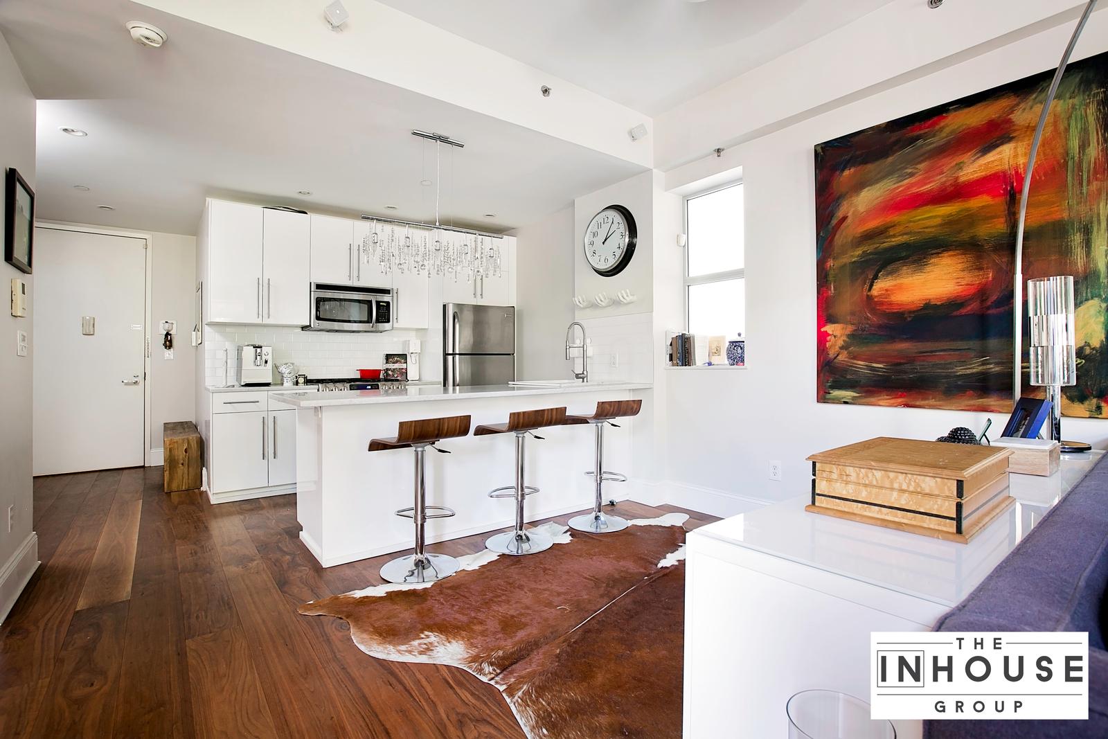 16 Monitor Street, williamsburg, condo, kitchen