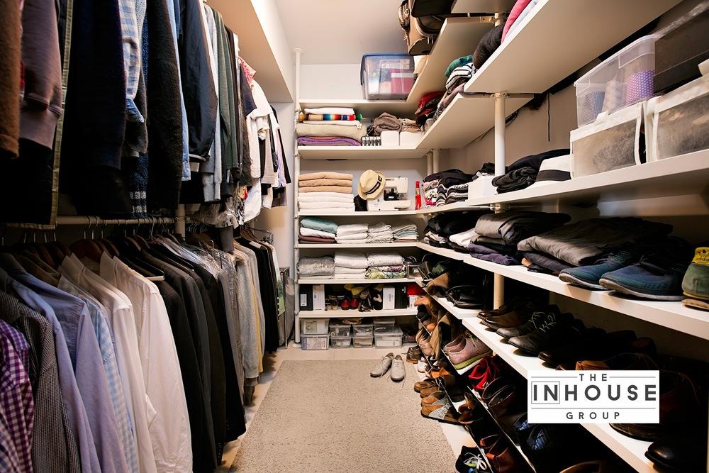 16 Monitor Street, williamsburg, condo, closet, walkin closet
