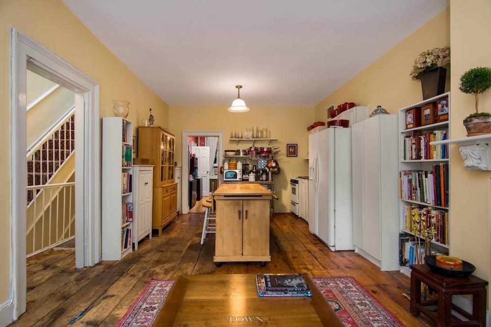 41 Bethune Street Kitchen