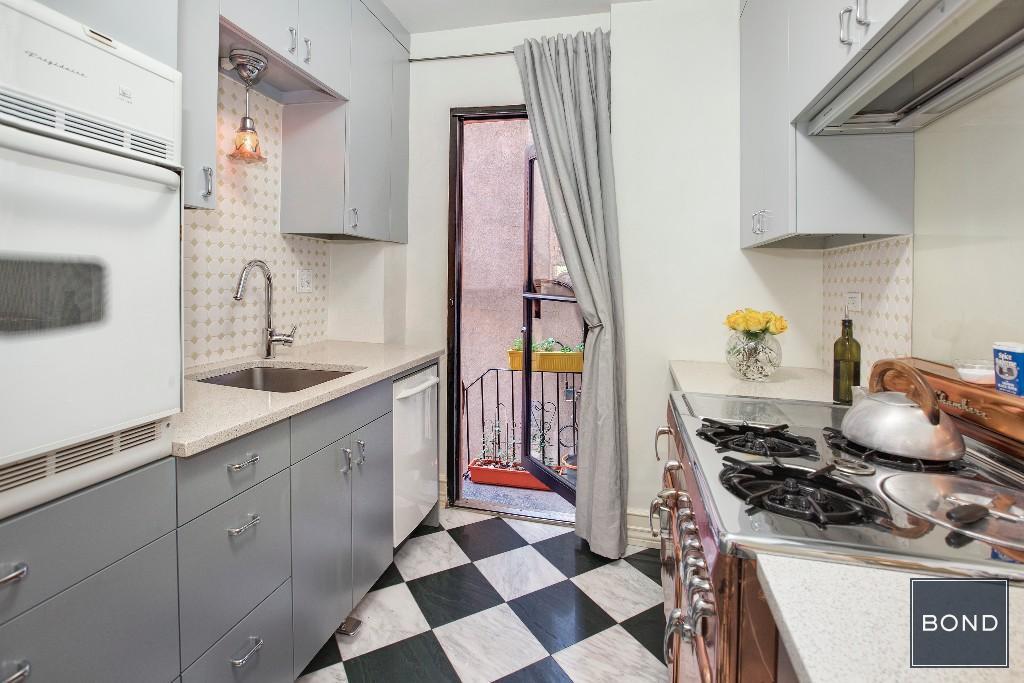 461 West 44th Street Kitchen