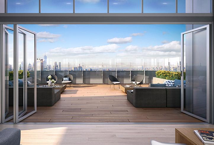 The Ashland, Gotham Organization, no fee rentals, Brooklyn apartments, FXFowle