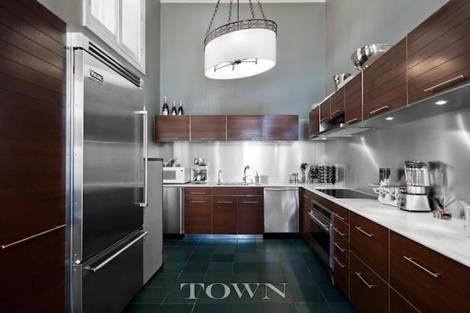 79 Laight Street Kitchen