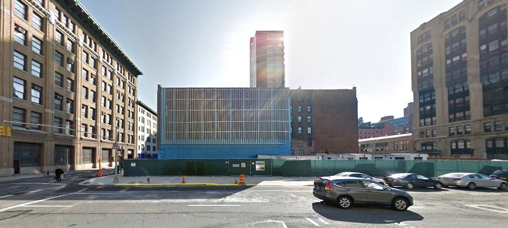 220 Eleventh Avenue, Zaha Hadid, Moinian Group, West Chelsea development